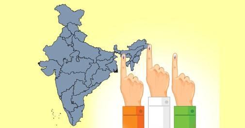 Lok Sabha Elections 2019 Live updates: Rahul Gandhi promises simplified GST in Itanagar speech
