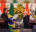 India, Brazil ink 15 pacts in trade, investment, energy; unveil action plan to broaden ties