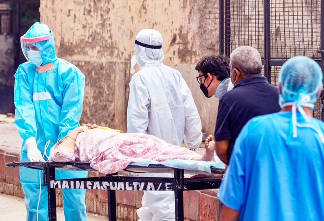 COVID-19 deaths in India climb to 73,890