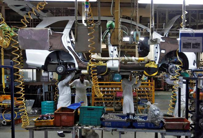Manufacturing growth picks up in November; PMI rises to 51.2