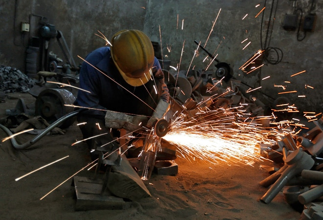 Industrial production growth slows to 1.7% in Dec