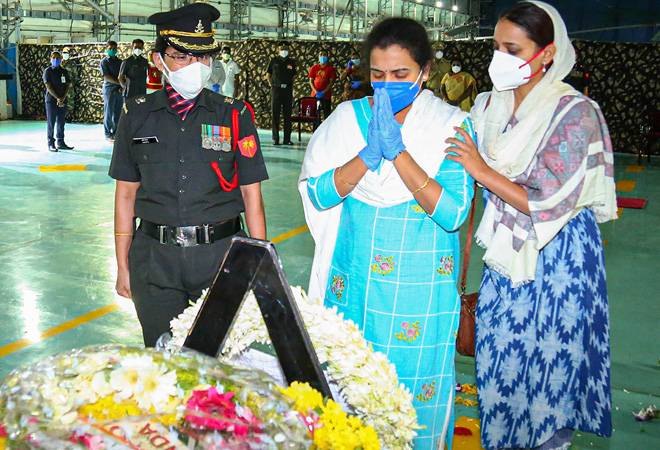 India-China border clash: Mortal remains of 20 martyrs reach states; nation grieves loss