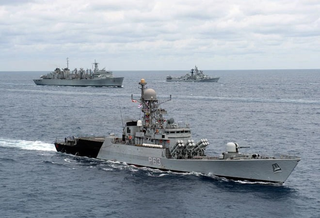 Indian Navy cancels multilateral naval exercise amid coronavirus fears