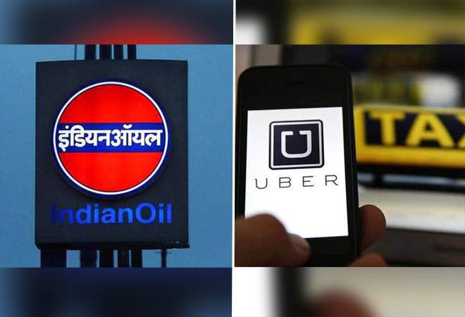 Uber partners IOC to offer discounts on fuel for driver-partners in India
