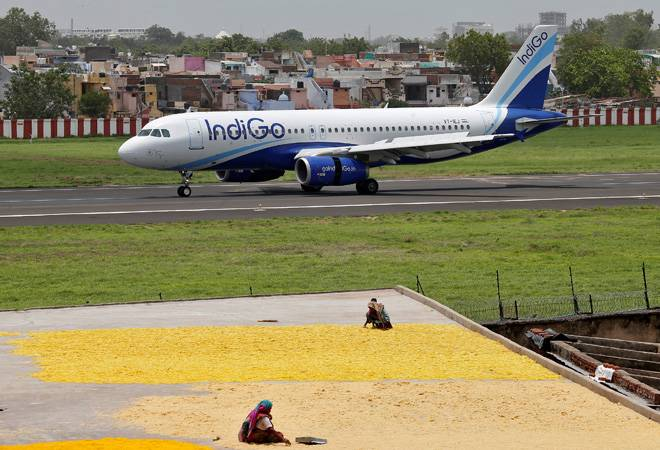 IndiGo plane makes emergency landing in Hyderabad after smoke seen in cockpit