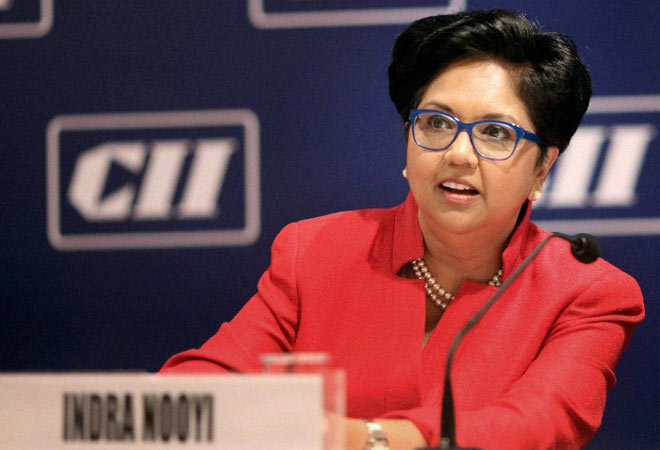 Nooyi advises students not to idolise people based on their positions