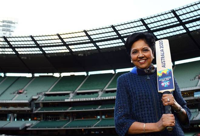 Ex-PepsiCo chief Indra Nooyi asks cricket fans to cheer for ICC Women's T20 World Cup