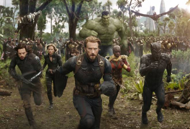 Avengers: Infinity War box office collection day 1: India's biggest opening this year at Rs 40.13 crore