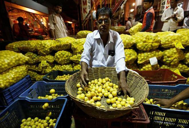 India's retail inflation eases to 5.91% in March