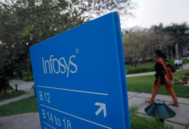 Sikka's strategy sparks a slow turnaround at Infosys