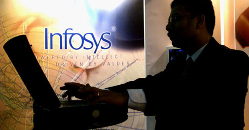 China no threat to Indian IT industry: Infosys