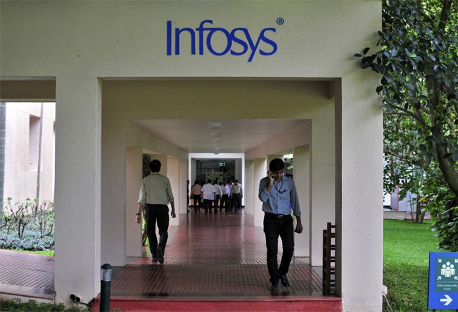 Infosys ups its guidance for FY21; declares one-time incentive for staff