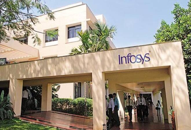 Infosys share falls 2% ahead of Q2 earnings