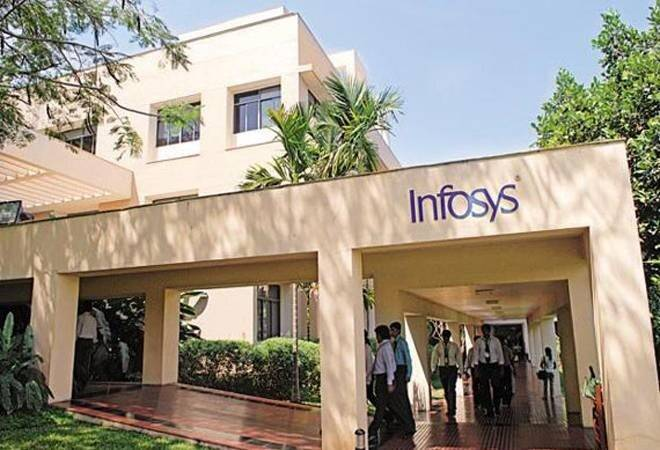 Infosys share price rises 5% ahead of Q4 earnings