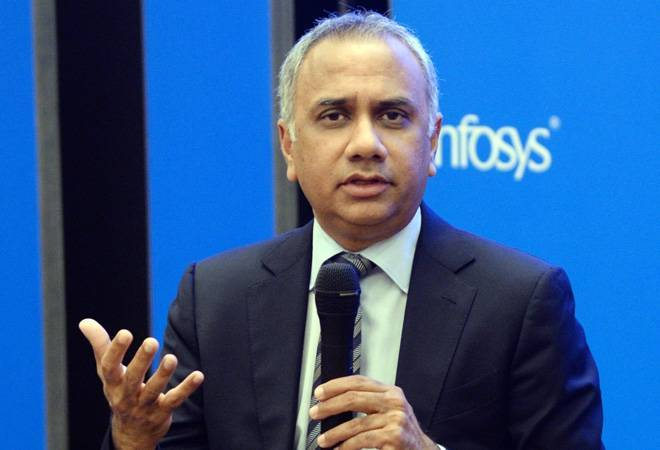 Infosys CEO Salil Parekh's pay package increases to Rs 34.27 crore in FY20