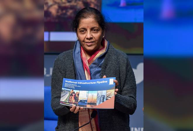 Rs 42.7 lakh crore infra projects under implementation, says Nirmala Sitharaman