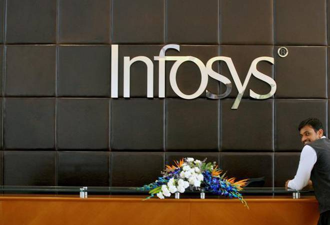 Infosys Q1 net profit falls marginally to Rs 3,612 crore