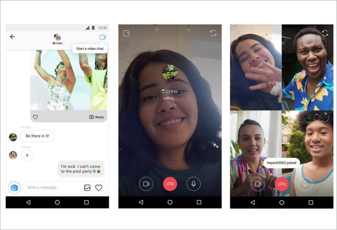 Instagram introduces video calling, new explore topic feature, camera effects; step by step guide