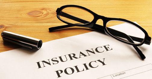Claiming insurance money