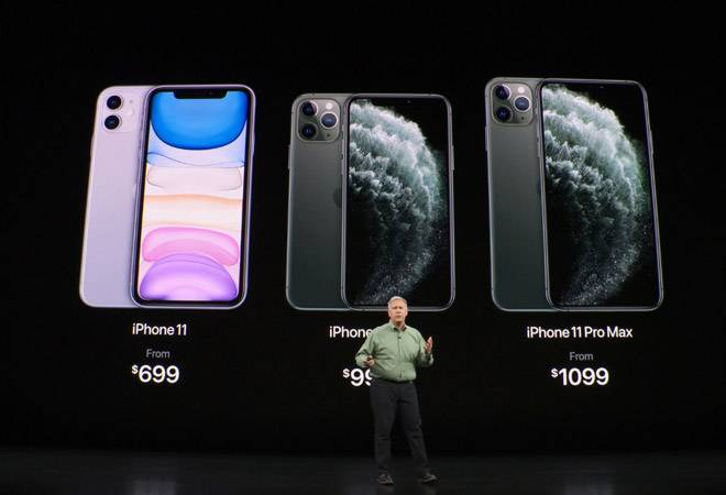 iPhone 11 Pro, 11 Pro Max with triple camera set-up launched; priced begin at Rs 99,900
