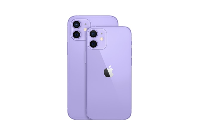 Apple launches iPhone 12, iPhone 12 mini in purple finish