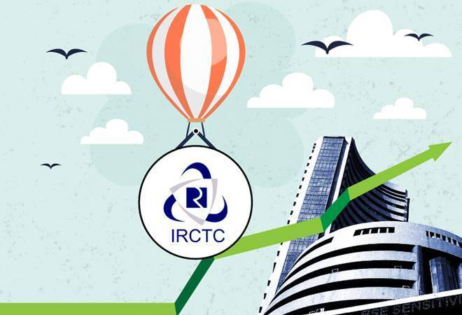 IRCTC share price has gained 55% in 10 sessions, hit record high today