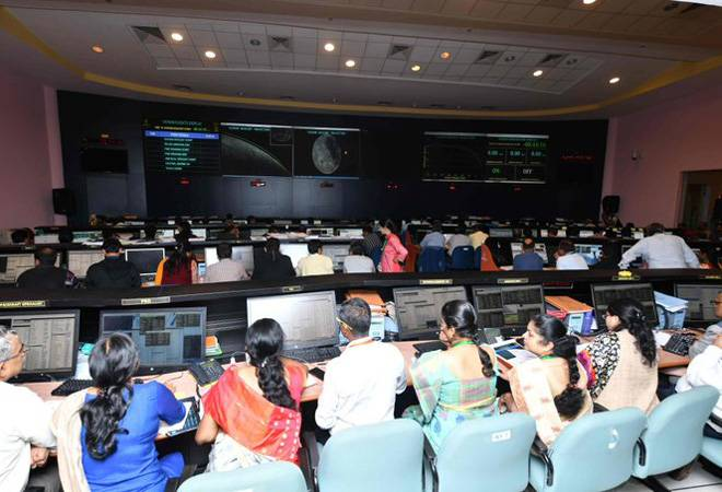 Chandrayaan 2: ISRO examines cause of communication failure with lander Vikram