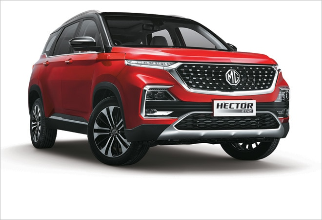 MG Motor launches 'refreshed' Hector SUV at Rs 12.9 lakh; adds 7-seater version