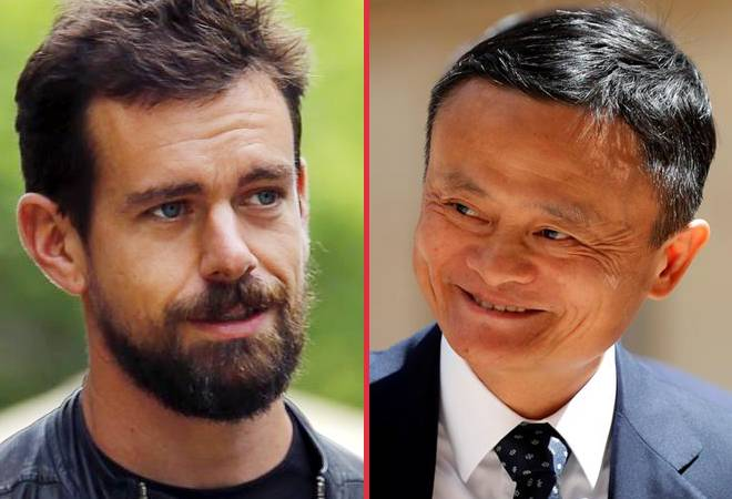 Jack thanks Jack; Twitter CEO appreciates Alibaba founder for donating masks, kits to US