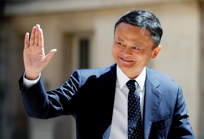 China's Ant Group explores ways for Jack Ma to exit: report