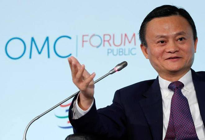 Jack Ma believes AI can reduce weekly work hours to 12 for employees