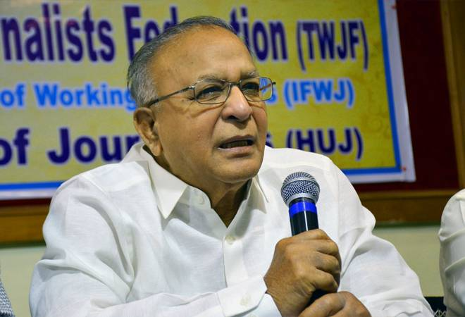 Former Union Minister and Congress leader Jaipal Reddy dies at 77