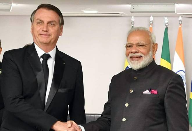 Republic Day 2020: India Brazil to have a bilateral trade of $15 billion by 2022