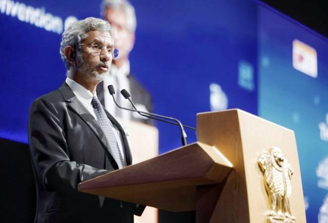 Indo-China border dispute: India will meet national security challenge, says Jaishankar