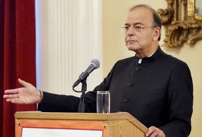 Arun Jaitley calls for amendments in graft law, says it's anarchic and hurts decision making