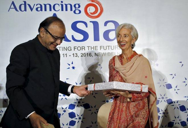 India's star shines bright, says IMF chief Christine Lagarde