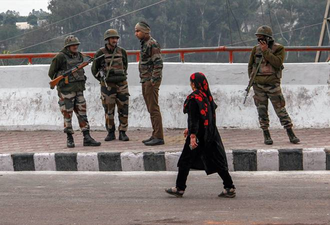 Pulwama terror attack: Jawans of CRPF, other forces can now take commercial flights to Kashmir Valley, says MHA
