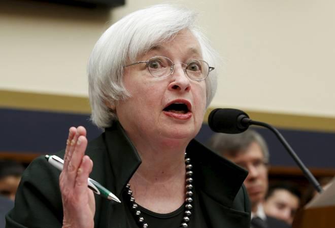 Janet Yellen, Chairwoman, US Federal Reserve