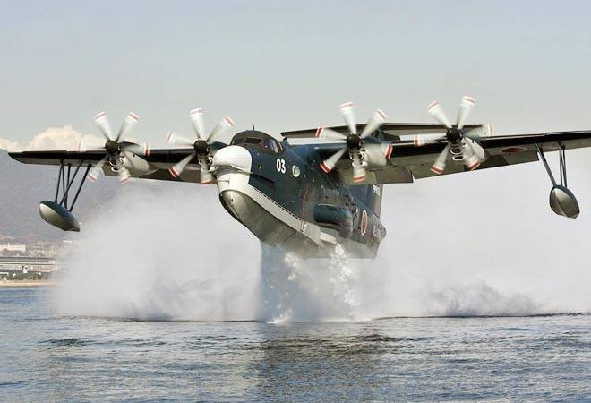 India to buy rescue aircraft from Japan for $1.5 billion