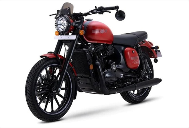 2021 Jawa 42 launched in India: Check out price, upgrades
