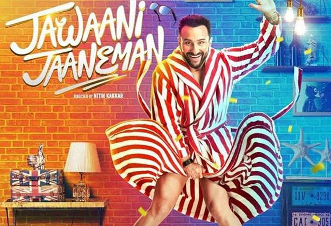 Jawani Jaaneman Box Office Collection Day 1: Saif Ali Khan's film expected to earn upto Rs 3 crore