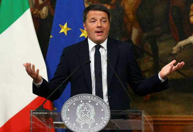 Italy's Matteo Renzi vows to resign after crushing referendum defeat