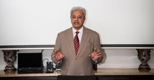 Delta Corp Chairman Jaydev Mody