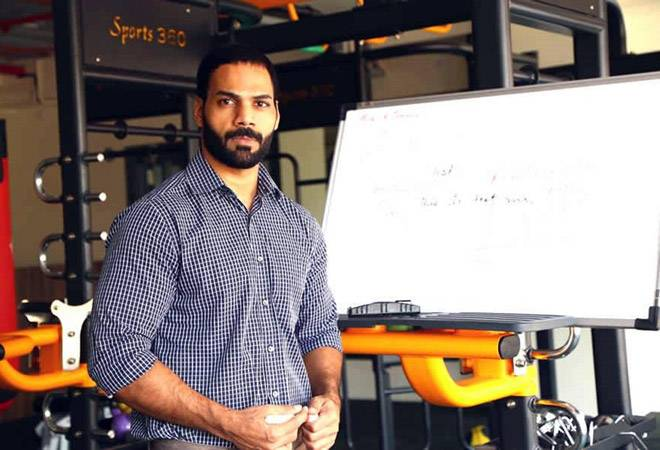 How this former IT employee cracked the fitness code and founded a start-up