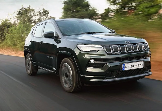 2021 Jeep Compass facelift launched in India; Check out price, features