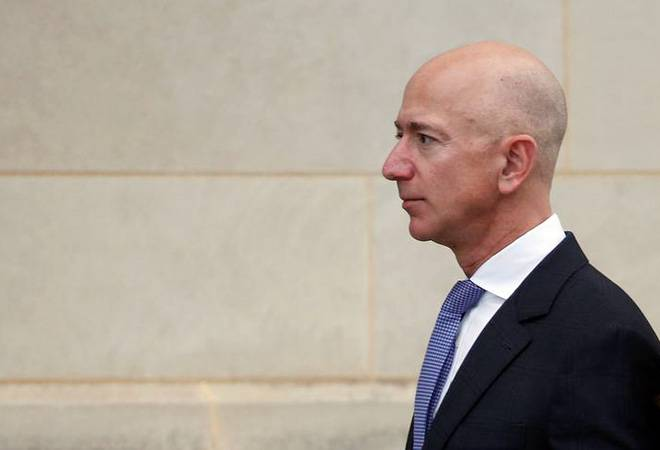 Jeff Bezos sells Amazon stock worth $2.8 billion