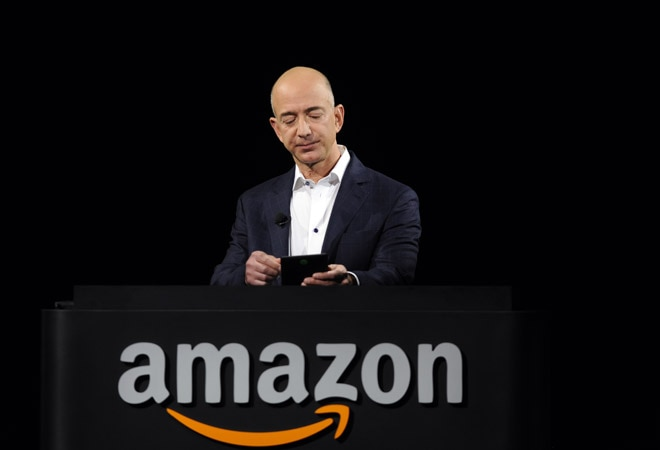 Shopping on Amazon saves you over 75 hours a year: Jeff Bezos