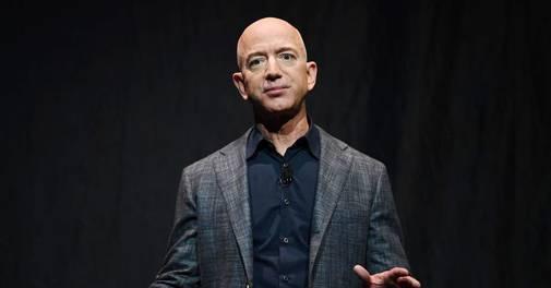 Amazon boss Jeff Bezos adds $24 billion as coronavirus brings world economy to standstill