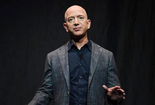 Jeff Bezos gets $13 billion richer in 1 day; here's how