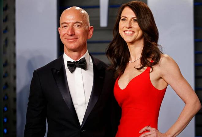 MacKenzie Bezos pledges half of her $36 billion Amazon fortune to charity